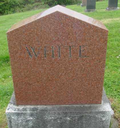 WHITE, MARY A - Polk County, Oregon | MARY A WHITE - Oregon Gravestone Photos