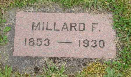 WHITE, MILLARD FILLMORE - Polk County, Oregon | MILLARD FILLMORE WHITE - Oregon Gravestone Photos