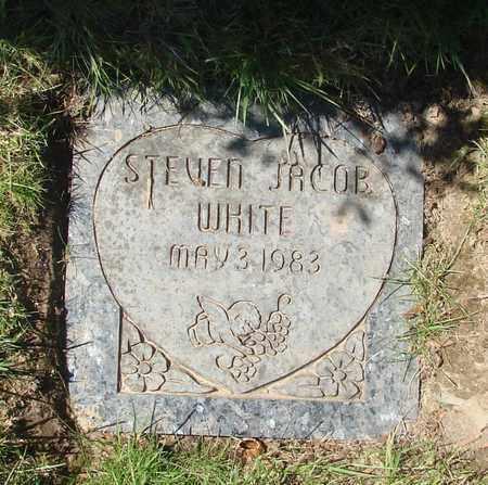 WHITE, STEVEN JACOB - Polk County, Oregon   STEVEN JACOB WHITE - Oregon Gravestone Photos