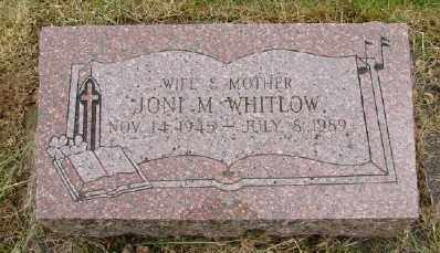 WHITLOW, JONI M - Polk County, Oregon | JONI M WHITLOW - Oregon Gravestone Photos