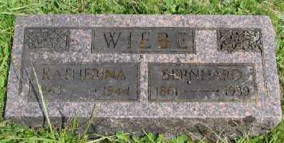 WEIBE, KATHERINA - Polk County, Oregon   KATHERINA WEIBE - Oregon Gravestone Photos
