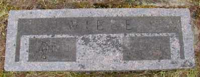 WIEBE, JOHN JACOB - Polk County, Oregon | JOHN JACOB WIEBE - Oregon Gravestone Photos
