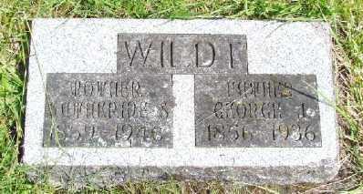 WILDT, GEORGE JACOB - Polk County, Oregon   GEORGE JACOB WILDT - Oregon Gravestone Photos
