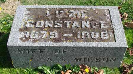 WILSON, LIZZIE CONSTANCE - Polk County, Oregon | LIZZIE CONSTANCE WILSON - Oregon Gravestone Photos