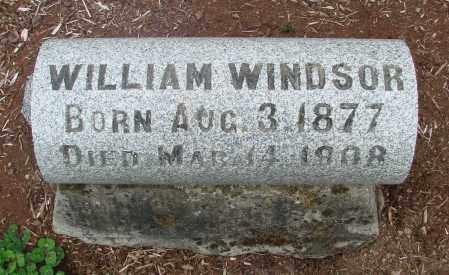 WINDSOR, WILLIAM - Polk County, Oregon | WILLIAM WINDSOR - Oregon Gravestone Photos