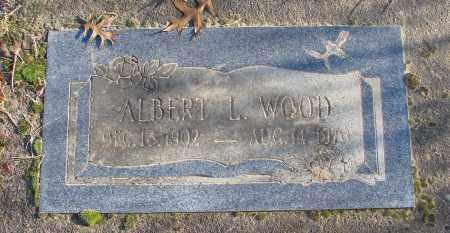 WOOD, ALBERT - Polk County, Oregon | ALBERT WOOD - Oregon Gravestone Photos