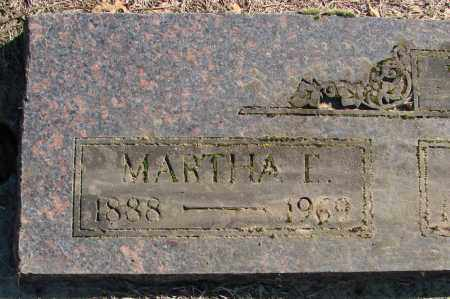 WOOD, MARTHA E - Polk County, Oregon | MARTHA E WOOD - Oregon Gravestone Photos