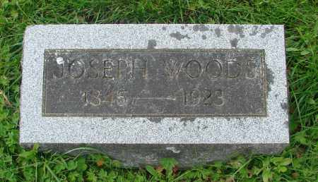 WOODS, JOSEPH - Polk County, Oregon | JOSEPH WOODS - Oregon Gravestone Photos