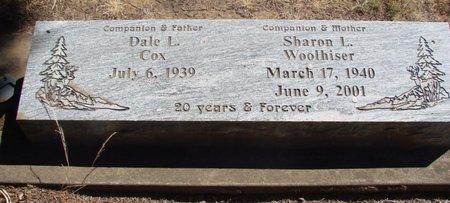 COX, DALE L - Polk County, Oregon | DALE L COX - Oregon Gravestone Photos