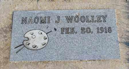 WOOLLEY, NAOMI J - Polk County, Oregon   NAOMI J WOOLLEY - Oregon Gravestone Photos