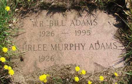 ADAMS, WILLIAM RICHARD - Tillamook County, Oregon | WILLIAM RICHARD ADAMS - Oregon Gravestone Photos