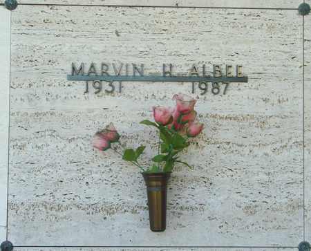 ALBEE, MARVIN HENRY - Tillamook County, Oregon | MARVIN HENRY ALBEE - Oregon Gravestone Photos