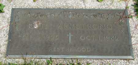 ARMSTRONG, RUTH - Tillamook County, Oregon | RUTH ARMSTRONG - Oregon Gravestone Photos