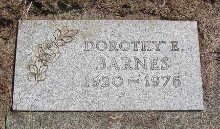 BARNES, DOROTHY E - Tillamook County, Oregon | DOROTHY E BARNES - Oregon Gravestone Photos
