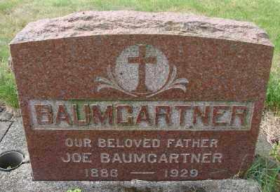 BAUMGARTNER, JOSEF KARL - Tillamook County, Oregon   JOSEF KARL BAUMGARTNER - Oregon Gravestone Photos