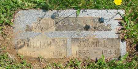 BAYS, SARAH ELIZABETH - Tillamook County, Oregon | SARAH ELIZABETH BAYS - Oregon Gravestone Photos