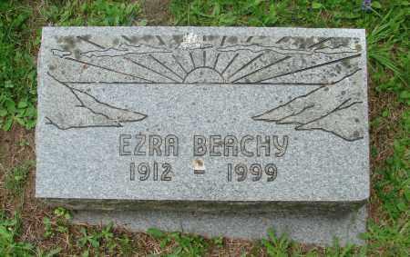 BEACHY, EZRA W - Tillamook County, Oregon   EZRA W BEACHY - Oregon Gravestone Photos