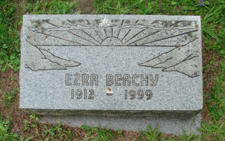 BEACHY, EZRA W - Tillamook County, Oregon | EZRA W BEACHY - Oregon Gravestone Photos