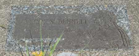 BENNETT, EVELYN S - Tillamook County, Oregon | EVELYN S BENNETT - Oregon Gravestone Photos