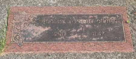 BERNS, WILLIAM JOSEPH - Tillamook County, Oregon | WILLIAM JOSEPH BERNS - Oregon Gravestone Photos