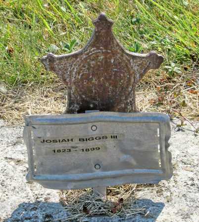 BIGGS, JOSIAH III - Tillamook County, Oregon | JOSIAH III BIGGS - Oregon Gravestone Photos