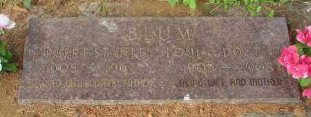 DOUTHIT BLUM, LOUISA EMMA - Tillamook County, Oregon | LOUISA EMMA DOUTHIT BLUM - Oregon Gravestone Photos
