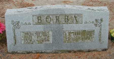 BORBA, EMANUEL - Tillamook County, Oregon | EMANUEL BORBA - Oregon Gravestone Photos