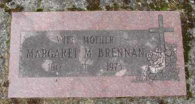 BRENNAN, MARGARET M - Tillamook County, Oregon | MARGARET M BRENNAN - Oregon Gravestone Photos