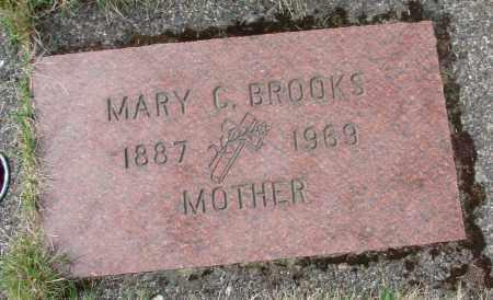 BROOKS, MARY C - Tillamook County, Oregon | MARY C BROOKS - Oregon Gravestone Photos