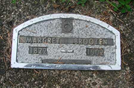 BROOTEN, MARGRET - Tillamook County, Oregon | MARGRET BROOTEN - Oregon Gravestone Photos