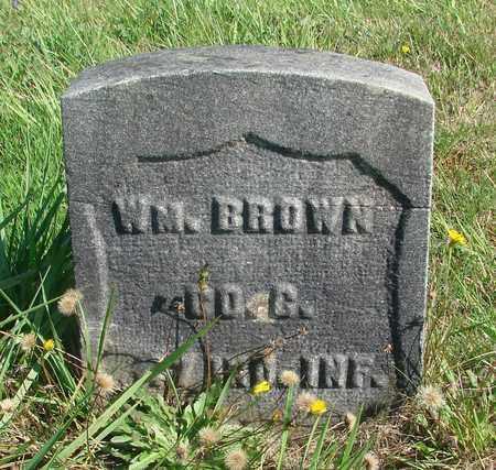 BROWN, WILLIAM - Tillamook County, Oregon   WILLIAM BROWN - Oregon Gravestone Photos