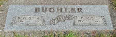 BUCHLER, PEGGY JOY - Tillamook County, Oregon | PEGGY JOY BUCHLER - Oregon Gravestone Photos
