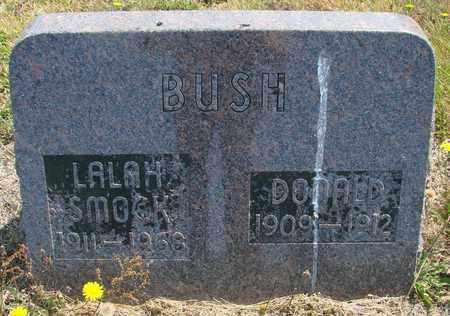 BUSH, DONALD E - Tillamook County, Oregon | DONALD E BUSH - Oregon Gravestone Photos