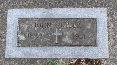 BUTLER, JOHN - Tillamook County, Oregon | JOHN BUTLER - Oregon Gravestone Photos