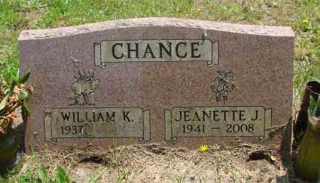 CHANCE, WILLIAM K - Tillamook County, Oregon   WILLIAM K CHANCE - Oregon Gravestone Photos