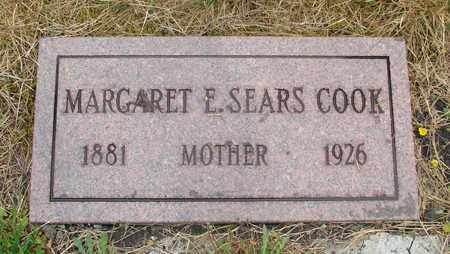 COOK, MARGARET E - Tillamook County, Oregon | MARGARET E COOK - Oregon Gravestone Photos