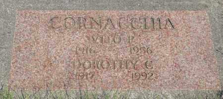 CORNACCHIA, DOROTHY C - Tillamook County, Oregon | DOROTHY C CORNACCHIA - Oregon Gravestone Photos