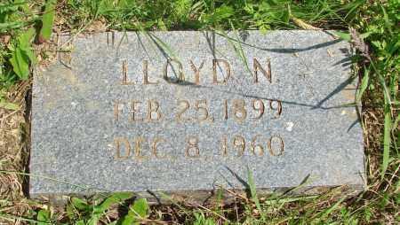 COULSON, LLOYD N - Tillamook County, Oregon | LLOYD N COULSON - Oregon Gravestone Photos