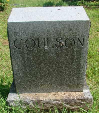 COULSON, MONUMENT - Tillamook County, Oregon   MONUMENT COULSON - Oregon Gravestone Photos