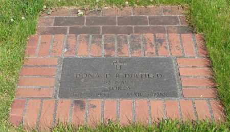 DUFFIELD (KOR), DONALD R - Tillamook County, Oregon | DONALD R DUFFIELD (KOR) - Oregon Gravestone Photos