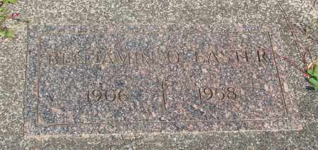 EASTER, BENJAMIN - Tillamook County, Oregon   BENJAMIN EASTER - Oregon Gravestone Photos