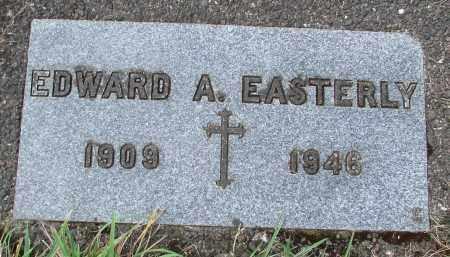 EASTERLY, EDWARD A - Tillamook County, Oregon | EDWARD A EASTERLY - Oregon Gravestone Photos