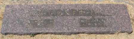 EDNER, ANNA C - Tillamook County, Oregon | ANNA C EDNER - Oregon Gravestone Photos