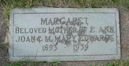 EDWARDS, MARGARET - Tillamook County, Oregon   MARGARET EDWARDS - Oregon Gravestone Photos