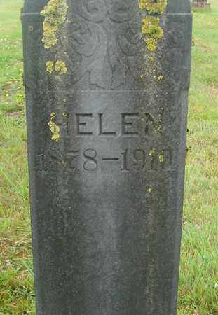 EICHENGER, HELEN - Tillamook County, Oregon | HELEN EICHENGER - Oregon Gravestone Photos