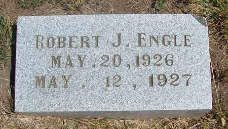 ENGLE, ROBERT JOHN - Tillamook County, Oregon | ROBERT JOHN ENGLE - Oregon Gravestone Photos