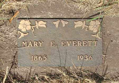 WALKER, MARY ESTHER - Tillamook County, Oregon | MARY ESTHER WALKER - Oregon Gravestone Photos