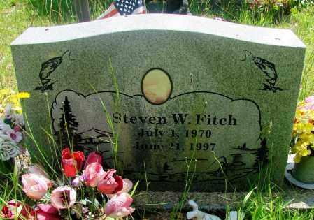 FITCH, STEVEN W - Tillamook County, Oregon | STEVEN W FITCH - Oregon Gravestone Photos