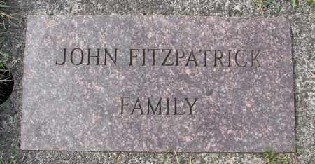 FITZPATRICK, JOHN - Tillamook County, Oregon | JOHN FITZPATRICK - Oregon Gravestone Photos