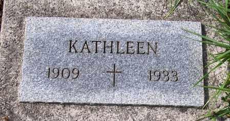 FITZPATRICK, KATHLEEN - Tillamook County, Oregon   KATHLEEN FITZPATRICK - Oregon Gravestone Photos